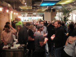 Wahaca Covent Garden London packed