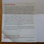 Kalenderblatt ber Kakteen-Haage
