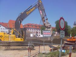 Hirschgarten wird pulverisiert