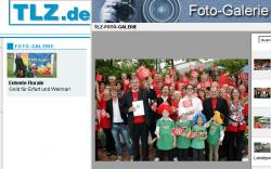 Entente Florale - Preisverleihung in Mainz
