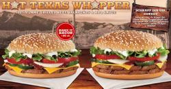 Carnegia gigantea bei Burger King