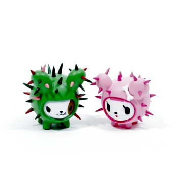 TokiDoki cactus friends
