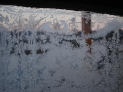 Heizung im Winter