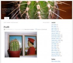 kaktusistauchkunst