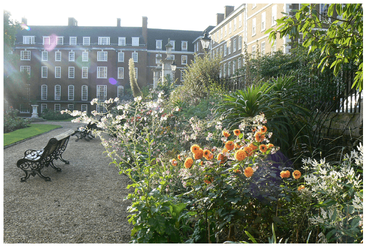 Gärtner in London gesucht