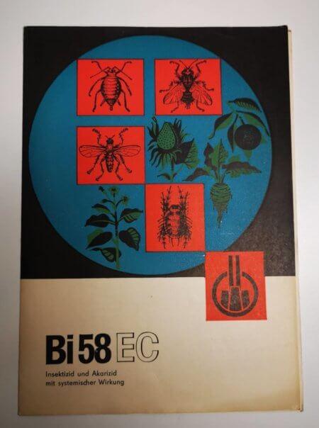 Bi58 EC Werbung DDR