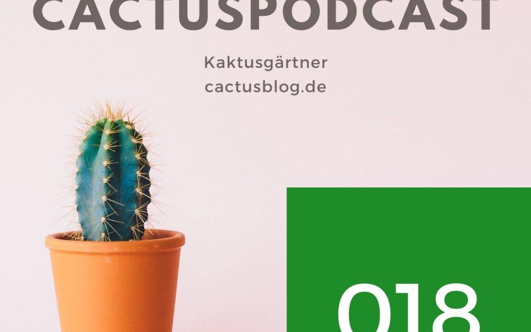 CactusPodcast 018 Pflanzengeschichten – Der Raub des Erdbeerkaktus