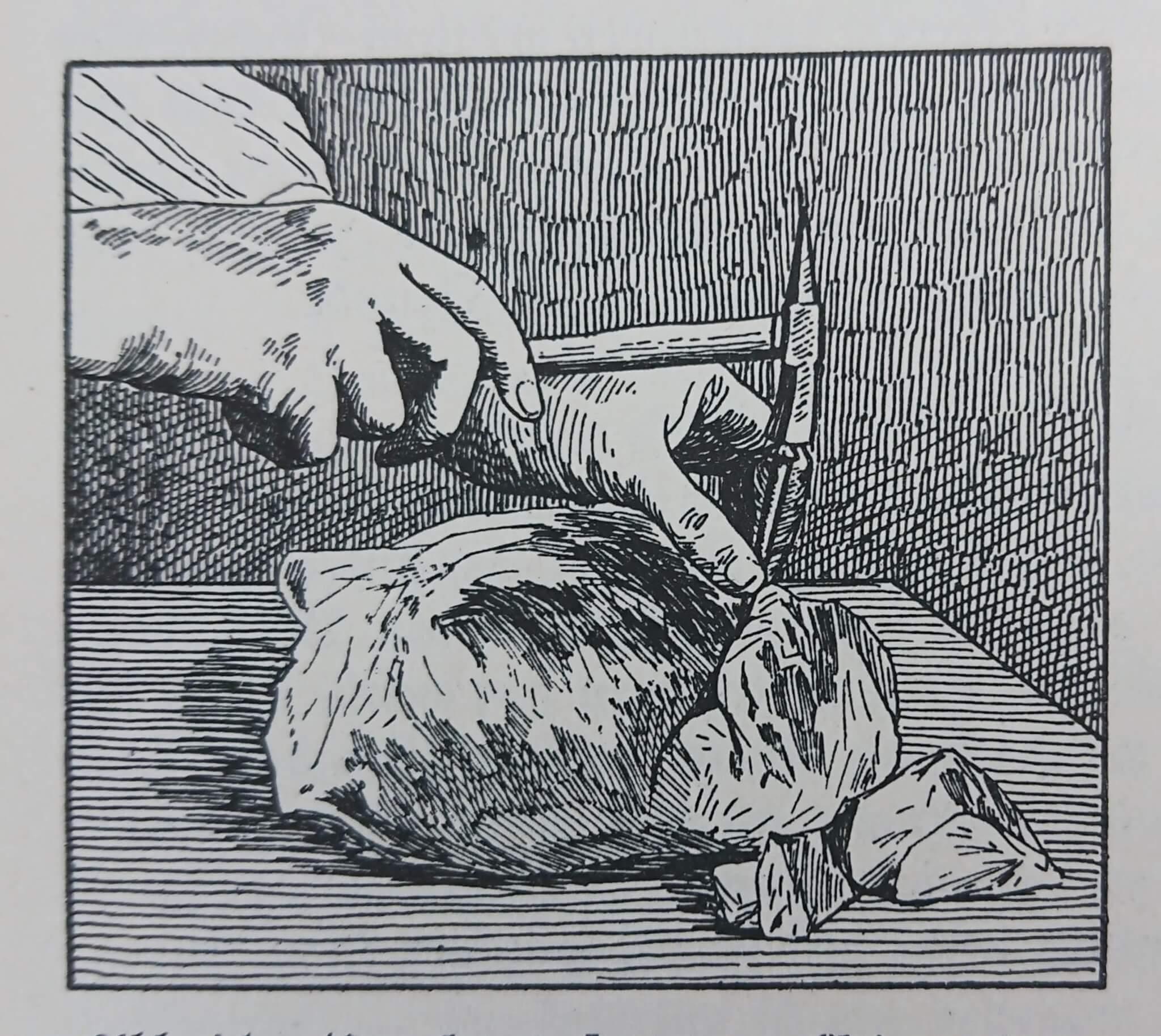 Vanille Gefrorenes – oder kurz Vanille Eis – ein historisches Rezept