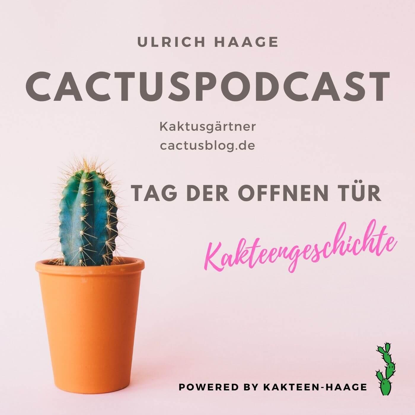 CactusPodcast 027 - Tag der offenen Tür